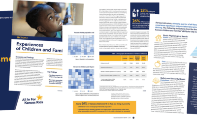 KCCTF announces the release of the full 2019 Needs Assessment Report